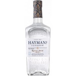 Hayman's Royal Dock Navy Strenght 0,7l 57%